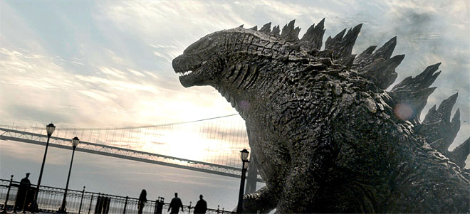 'Godzilla' named most error-riddled movie of 2014