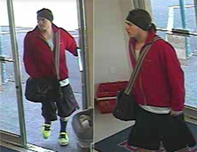 Police ask for public's help identifying person of interest
