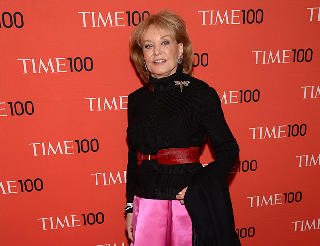 2014 TIME 100 Gala - Arrivals