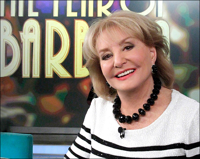 What makes Barbara Walters special? A few theories