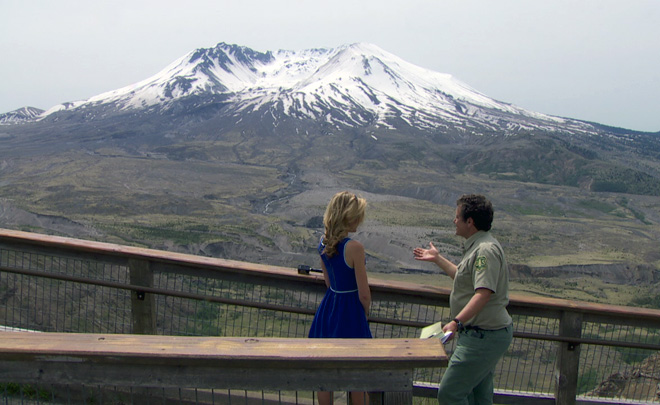 Mount St. Helens rumbles as scientists mark 34 years since 1980 eruption