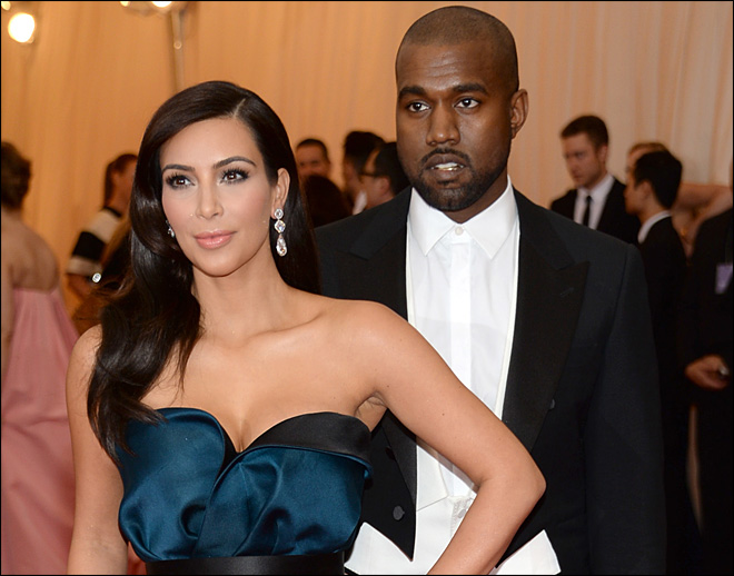 Official: Kim Kardashian, Kanye West to wed May 24 in Italy