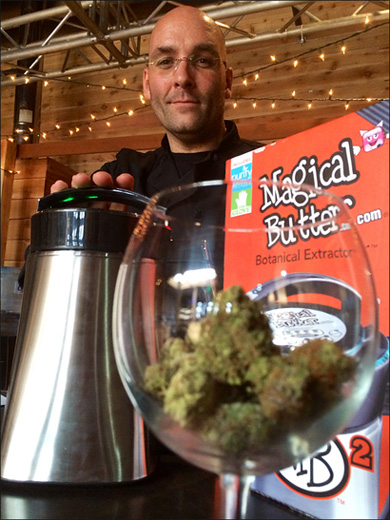 Marijuana food trucks? Seattle start-up going gourmet with pot