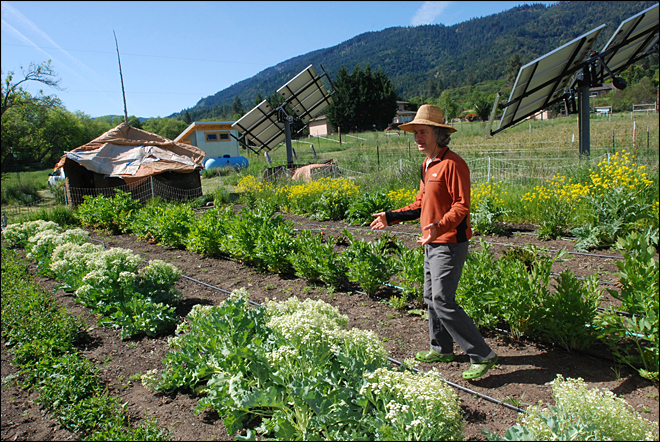 Voters ban GMO crops in Southern Oregon