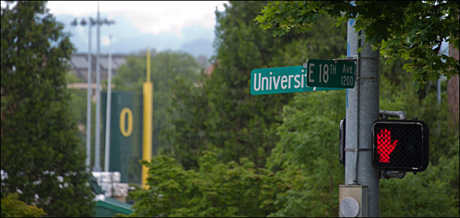 UO Police: Reports of 2 women assaulted near campus