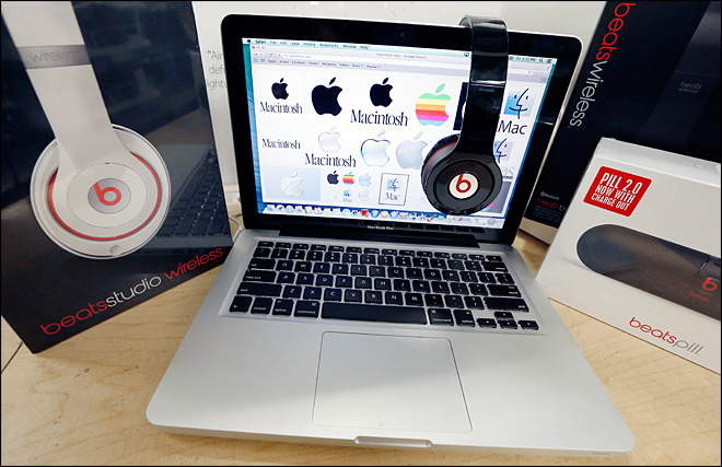 Apple hopes to lift street cred with $3 billion Beats buy