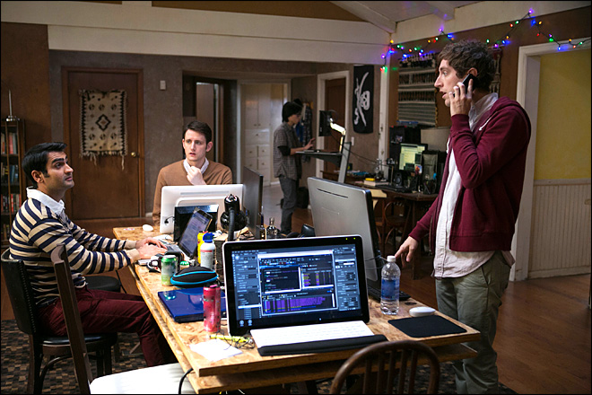 HBO's 'Silicon Valley' mockumentary delighting techies