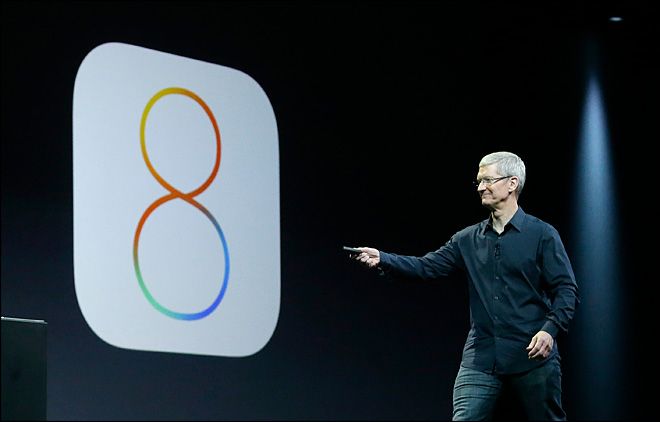 New Mac, iOS8 features unveiled during Apple conference