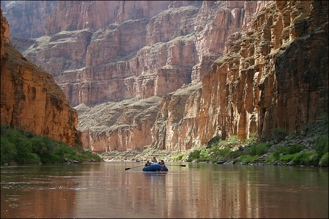 Seattle woman dies while rafting through Grand Canyon