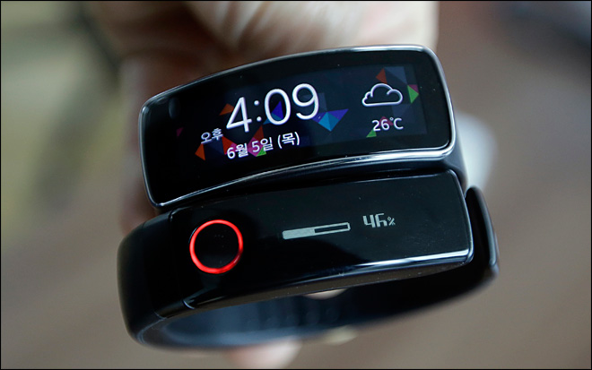 Gadget Watch: LG Lifeband Touch needs a purpose