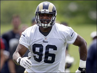 Rams cut Sam, 1st openly gay player drafted