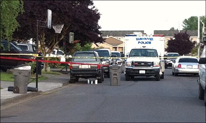 Husband, wife dead, son wounded in shooting at Vancouver home