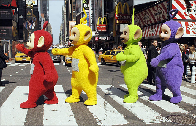 Teletubbies coming back to TV after 14-year hiatus