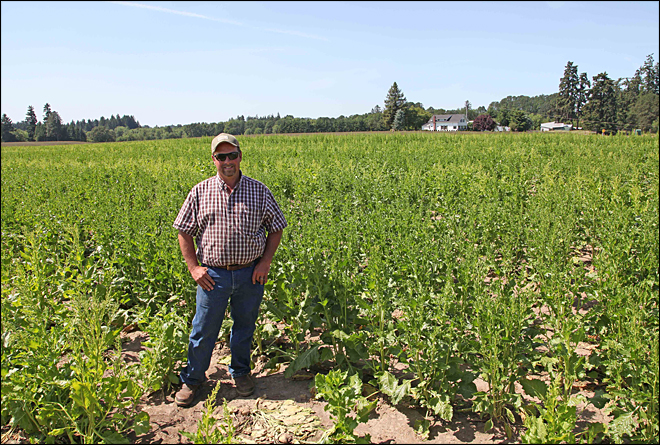 Oregon hopes to be first state to map GMO fields