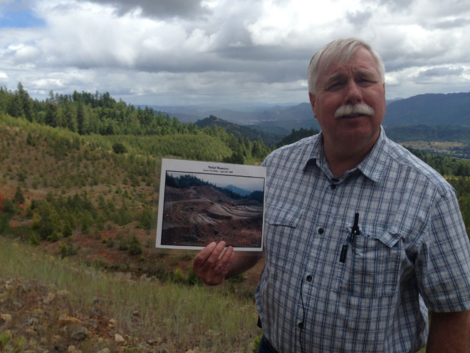 Oregon tree farmer a finalist for national honors