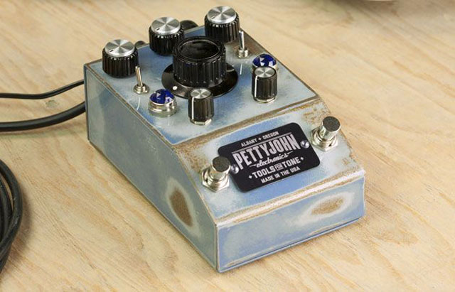 Made in Oregon: Albany firm crafts high-end guitar pedal