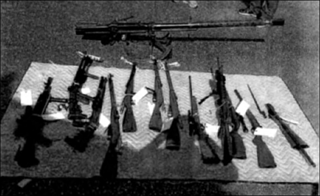 Sheriff: Arrested drug dealer had anti-tank rifle