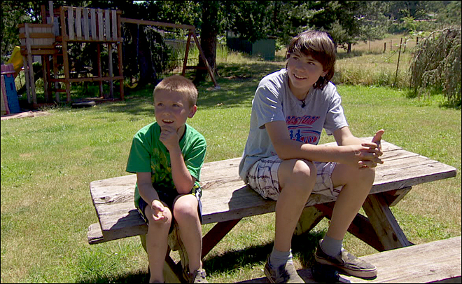 Boy, 12, rescues 8-year-old brother from Marion Co. creek