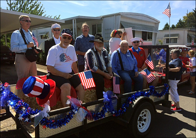 Neighborhood continues a quarter-century of 4th of July parades