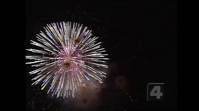 Watch: 1994 Fourth of July fireworks in Seattle