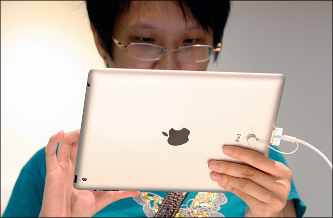 Got a rash? iPad, other devices might be the cause