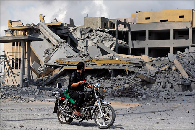 Egyptian truce plan unravels after new Gaza fighting