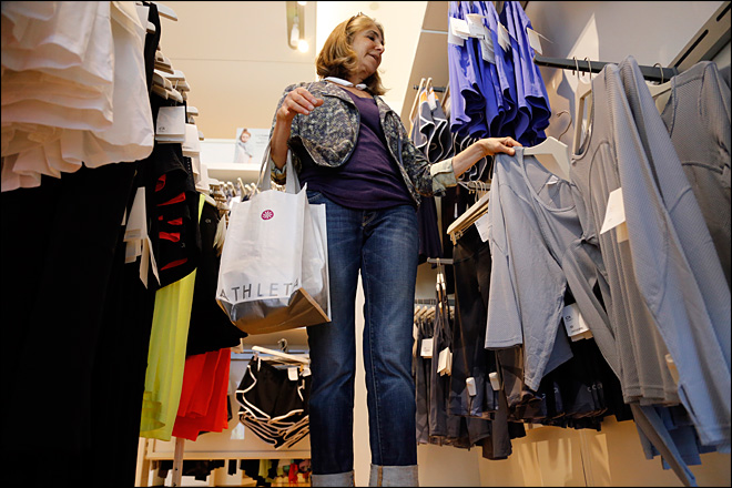 U.S. retail sales tick up 0.2 percent in June
