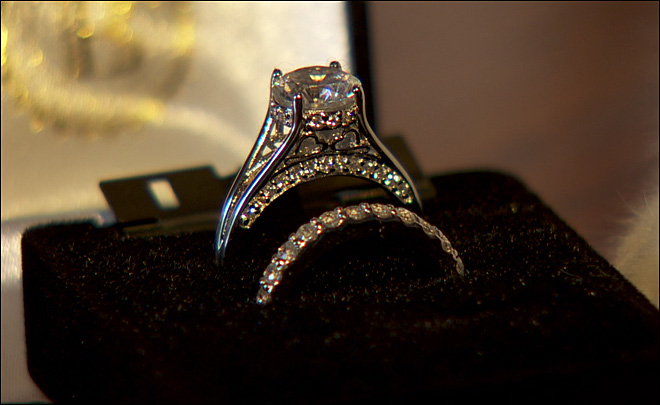 Mystery rings found on city bus