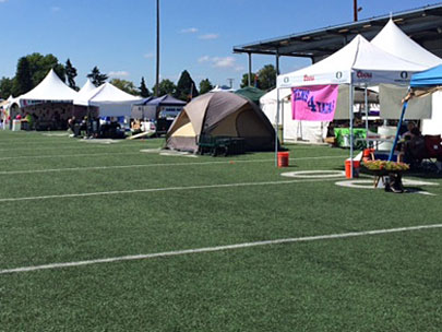 Steps against cancer at Relay for Life 2014: 'You're not alone'