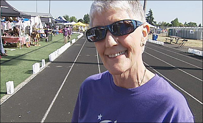 Nearly $400,000 raised at Relay For Life: 'She walks with us'