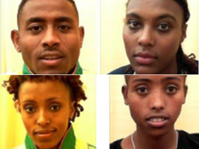Police locate 3 of 4 missing Ethiopian athletes