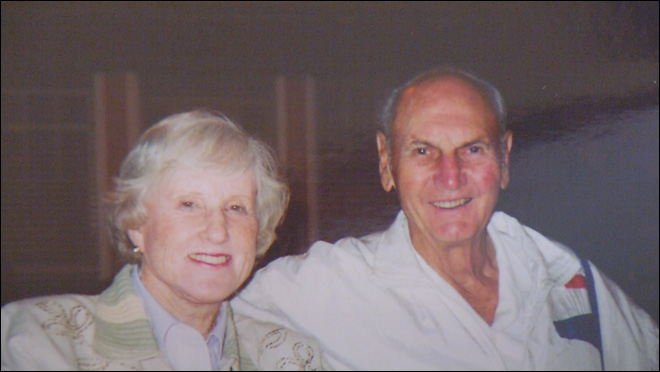 Love story: Man, woman married for decades die hours apart