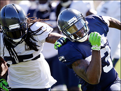 Photos: Day 5 of Seahawks training camp