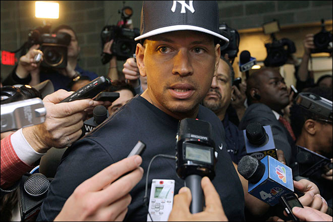 A-Rod cousin, clinic owner arrested by feds in drug probe