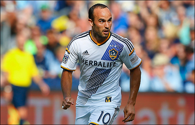 Landon Donovan says he'll retire after season