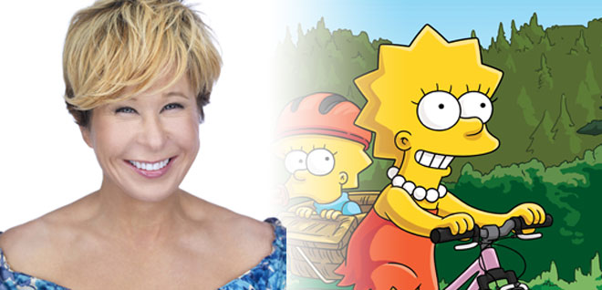 Voice of Lisa Simpson to attend mural unveiling Aug. 25