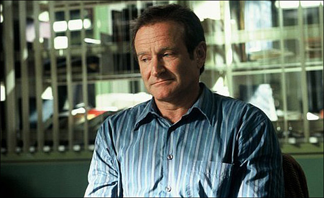 Oscar-winner Robin Williams dead at 63