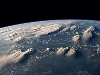 Photos: Breath-taking pics of Earth from International Space Station