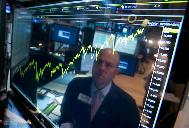 Why global turmoil hasn't sunk U.S. markets. Yet.
