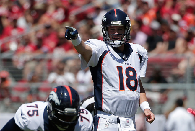 AFC West Preview: Broncos again class of division