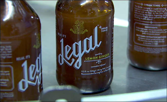 Carbonated pot set to hit store shelves in Vancouver