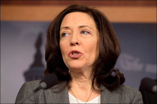 Sen. Cantwell targets small business loan gender gap