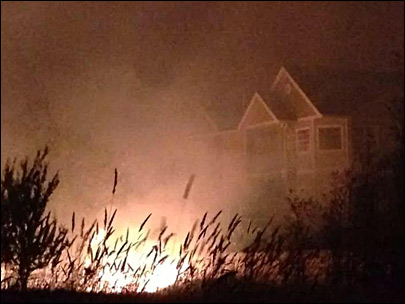 Corvallis PD: Two teens start 86 acre fire while smoking pot in park