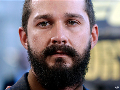 Shia LaBeouf charged with public intoxication in Texas