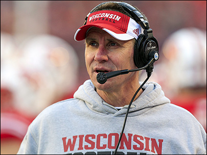 Wisconsin's Gary Andersen to replace Riley as OSU's football coach
