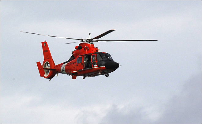 Coast Guard agrees to keep Newport Air Station open - for now