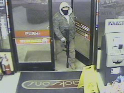 Sheriff on gas station killers: 'This is a public threat'