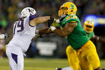 Arik Armstead first Duck to declare for NFL draft