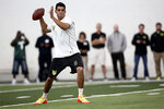 More Oregon Pro Day photos