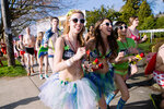 Photos: Seattle strips down for the Cupid's Undie Run
